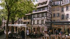 Magic Tudor II (Nateolius) Tags: houses style case tudor graticci photography fotografia canon eos 500d france francia alsace alsazia lorena lorraine street