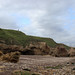 Blackhall Beach Caves