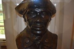 "William ""Billy"" Lee (thomasgorman1) Tags: bust sculpture history museum head slave colonial revolutionary park exhibit historical pennsylvania servant valet washington nikon"