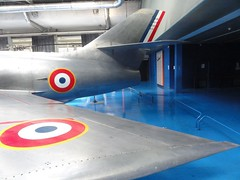 """Dassault Mystere 4 • <a style=""""font-size:0.8em;"""" href=""""http://www.flickr.com/photos/81723459@N04/36715929612/"""" target=""""_blank"""">View on Flickr</a>"""