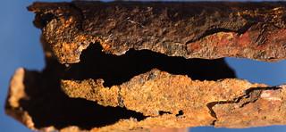 Rust at Sea