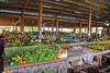 JRD_5935 (bunka1) Tags: fiji farmersmarket vegtables flowers watermellon pineapple beans nadi