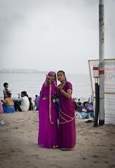 Atrapado! , Chowpatty Beach Mumbai (Sebhue) Tags: chowpattybeach mumbai bombay india