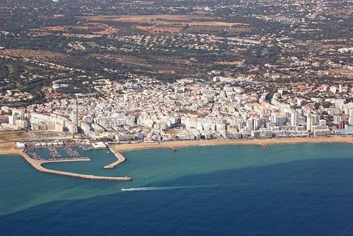 Marina de Cavacos, Quarteira
