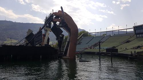 Sonderdienst Bregenzer Festspiele
