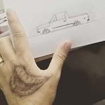 Saindo mais um carrinho kkk  #lovecars #desenho thumbnail