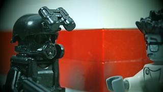 Lego Zombie: Special Hazardous Mobile Task Force
