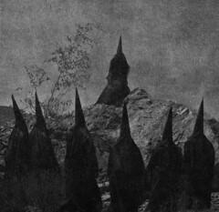 Esbat (Jerrid Scott) Tags: occult film esoteric jerridscott witch witches coven old vintage black grain esbat evil organization gathering