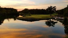 September Sunset (Sun~Lover) Tags: september sunset cantigny illinois wheaton sky pink clouds golf explore 2017