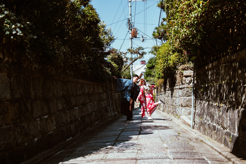 日本京都婚紗拍攝經驗分享