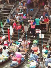 Amphawa (NoDurians) Tags: amphawa nightmarket floatingmarket thailand