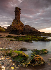 Photo of Rock and Spindle, Fife Coastal Path