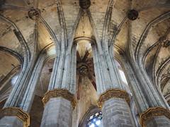 Basílica de Santa Maria del Mar (tgrauros) Tags: barcelona basílicadesantamariadelmar catalunya