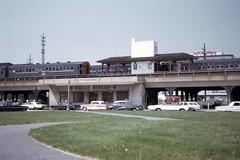Found Photo - US NY LIRR Valley Stream.tif (David Pirmann) Tags: lirr longislandrailroad train railroad transit foundphoto