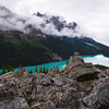 Born To Be Wild (Following Keaton) Tags: peytolake dog lake landscape mountains nature schnauzer wilderness