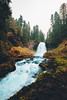 Pacific Northwest Waterfalls, Oregon (BrendanBannister) Tags: banff national park jasper canada oregon washington california waterfalls pnw pacific northwest lake moraine peyto spirit island cascade falls east end rundle canmore