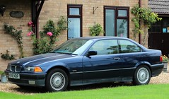 M316 NDP (Nivek.Old.Gold) Tags: 1994 bmw 316i coupe milcars