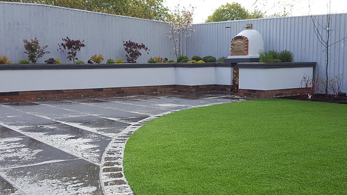 Bramhall Landscape Design and Construction - Patios and Pizza Image 4