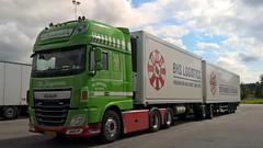 Danmark Trucks (engels_frank) Tags: daf xf bo jorgensen bhs logistics danmark finland gigaliner eurocombi finnland suomi kuorma lastwagen lkw vrachtwagen truck