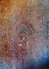 DSC07616 gepuffert (HerryB) Tags: 2017 southafrica afrique afrika namibia namib südwest sonyalpha77 sonyalpha99 tamron alpha sony bechen heribert heribertbechen fotos photos photography herryb rockart rockpaintings peintures rupestres peinturesrupestres san zeichnungen felszeichnungen höhlenmalerei paintings bushmen buschmänner dstretch harman jon jonharman enhance falschfarben restauration digitalenhanced enhancement verwitterung granit granite weathering spitzkoppe erongogebirge erongo shaman schamane trance vandalisiert vandalisme vandalism grosfigur therianthrop wasserwesen schwerelosigkeit weightlessness weighless therianthropie