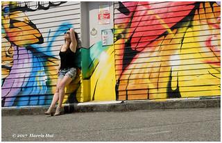 Bring Your Model Please - Vancouver Mural Festival XT4723e