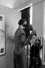 ¡Pillada! (Jo March11) Tags: glasgow scotland escocia escuela escueladescotlandstreet educación colegio enseñanza blancoynegro mackintosh charlesrenniemackintosh museo sociedad ieletxigerra idoiaeletxigerra eletxigerra canon canoneos