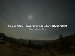 In the shadow of the Moon! (Gwenael B) Tags: eclipse eclipse2017 landscape timelapse gopro shadow oregon ochoconationalforest sun moon totaleclipse horizon