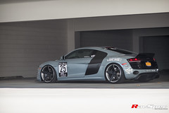"RAYS Blackfleet V205C - Audi R8 - Artisan Spirits Japan Kit - SEMA 2016 • <a style=""font-size:0.8em;"" href=""http://www.flickr.com/photos/64399356@N08/35977404360/"" target=""_blank"">View on Flickr</a>"