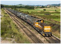 Carreño 11-08-17 (P.Soares) Tags: arcelormittal locomotiva linha linhas locomotivas portugalferroviário comboio comboios carga caminhodeferro train tren trains transportesxxi terminalintermodal lusocarris