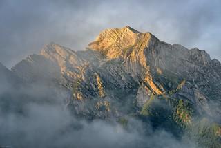 *Julian Alps @ sunset*