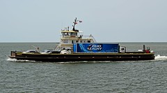 M/V Frisco (SchuminWeb) Tags: schuminweb ben schumin web may 2017 county north carolina nc northcarolina outer banks obx outerbanks hyde mv ocracoke hatteras ferry ferries system boat boats island route highway rt hwy high way ways highways routes 12 inlet inlets state beach road transport transportation public estuary northcarolinaferrysystem ferrysystem ferryboat ferryboats islands hatterasinlet beachroad hatterasclass class frisco bud light beer truck trucks budlight budweiser