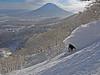 First track (Jimi Oertli) Tags: snow pow powder powderlife deeppow white winter mountain volcano mtyotei view backcountry snowboard snowboarding snowboarder niseko japan hokkaido hanazono snowcloud