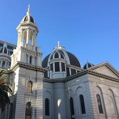 Basilica? I hardly even Noah...