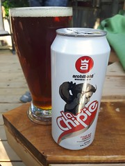 mmmm....beer (jmaxtours) Tags: mmmmbeer lachipiepalealerousse lachipie paleale rousse archibaldmicrobrasserie lacbeauportquebec archibald quebec lacbeauport beer ale