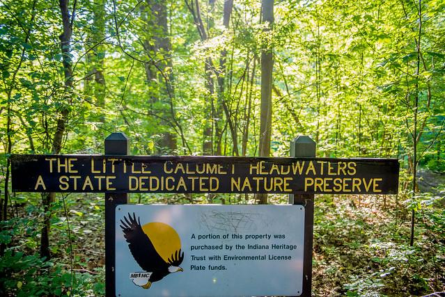 Little Calumet Headwaters Nature Preserve - July 25, 2017