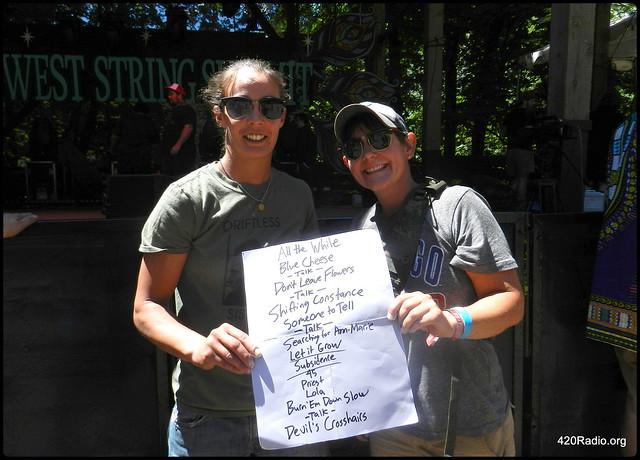 Ginstrings - Northwest String Summit, North Plains, OR - 07/15/17
