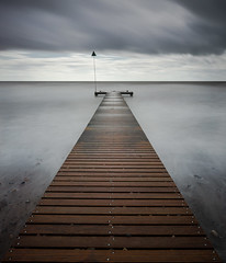 A short walk (Ade G) Tags: seascape coast jetty longexposure
