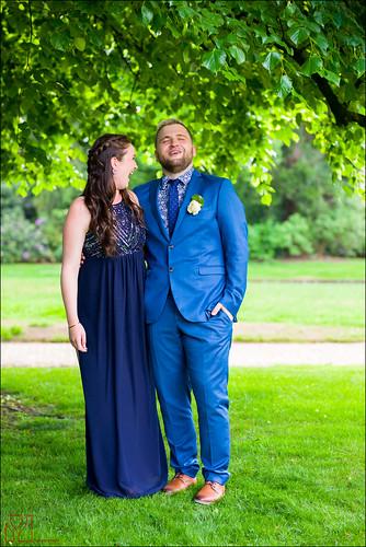 Huwelijk Aubrey & Max