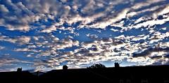 Outstanding Sky Over Ashington Northumberland...