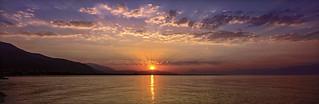 Sunset, Peloponnese