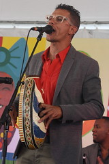 Septeto Santiaguero (2017) 02 (KM's Live Music shots) Tags: worldmusic cuba cubanson septetosantiaguero güiro scraper handpercussion neworleansjazzheritagefestival culturalexchangepavilion fairgroundsracecourseneworleans