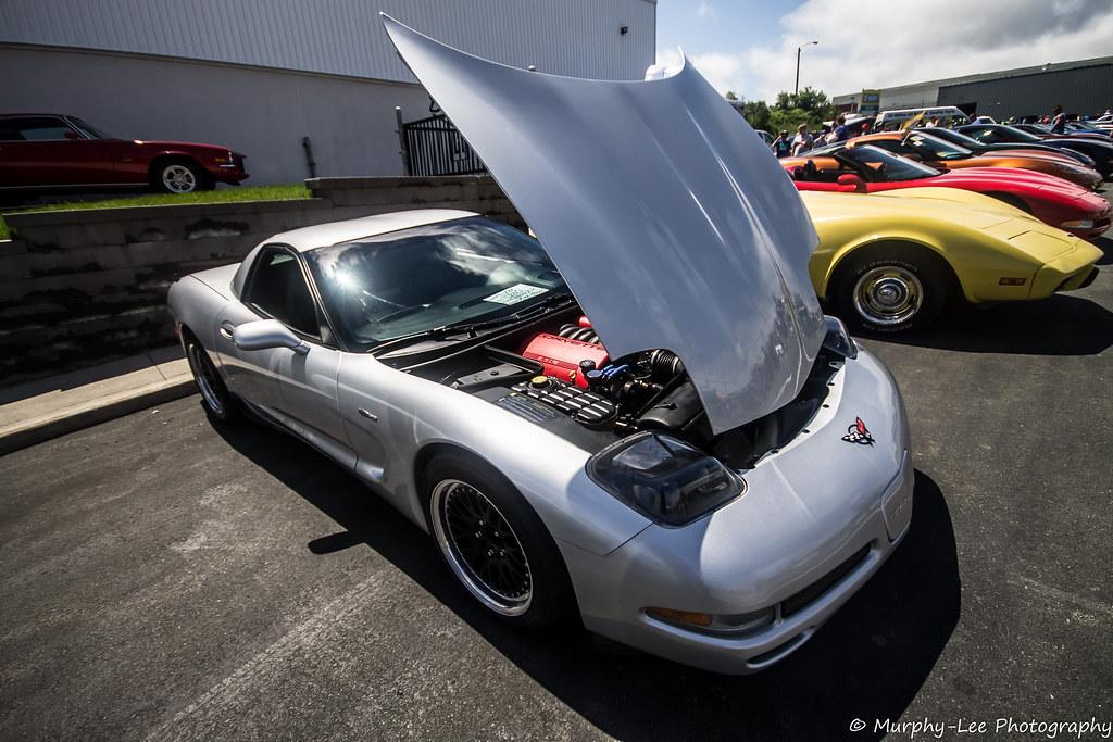 Hickman Motors Car Show