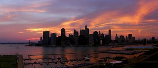 NYC Skyline Pano