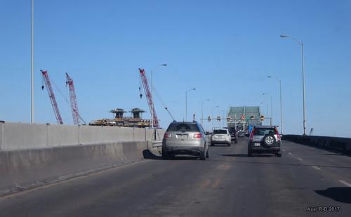 Pont Champlain - Montréal