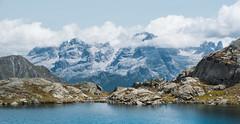 Finestra dal Lago Nero