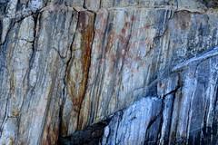 Ancient native markings, Alaska (Karlov1) Tags: indigenous alaska