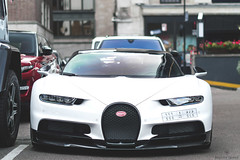 Game Over. (Beyond Speed) Tags: bugatti chiron supercar supercars car cars carspotting nikon w16 1500hp hypercar automotive automobili auto london knightsbridge white black carbon