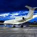 Private Gulfstream G550 P4-GVV