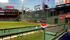 Fenway Park - Green Monster and Red Sox Bullpen (Stans Gallery) Tags: red sox baseball fenway park