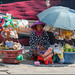 Umbrella.  Ho Chi Minh